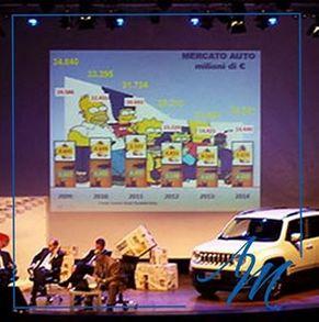 auto, palco, sala massimo, auditorium del massimo,