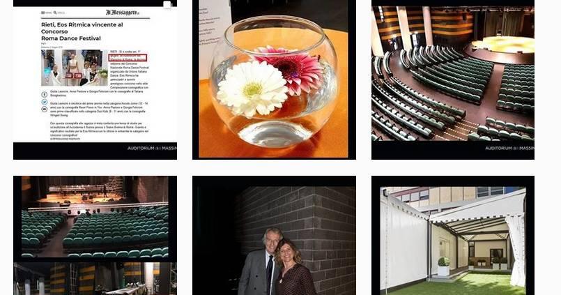 Location per eventi - La costruzione dell'immagine