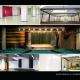 Auditorium del Massimo, la capienza delle sale, quanti posti, massimo, totale