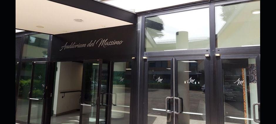 Location per eventi - Auditorium del Massimo, i nostri servizi