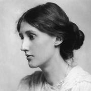 Virginia Woolf by George Charles Beresford via Wikipedia