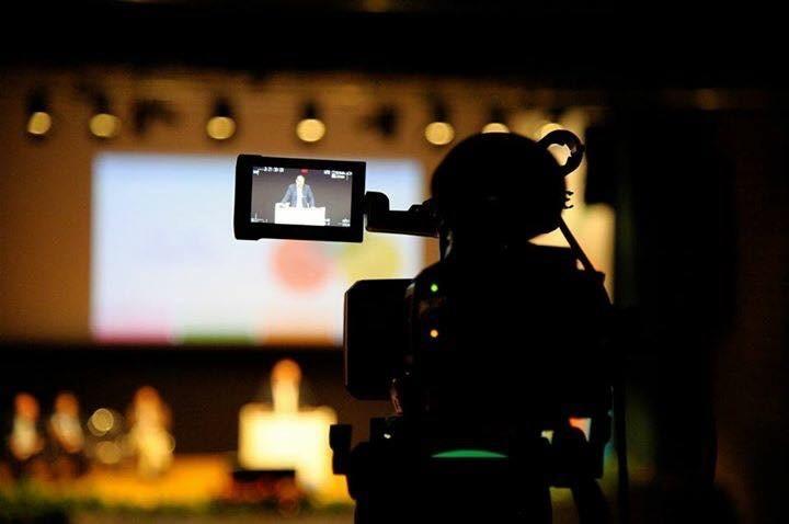 sala massimo telecamera