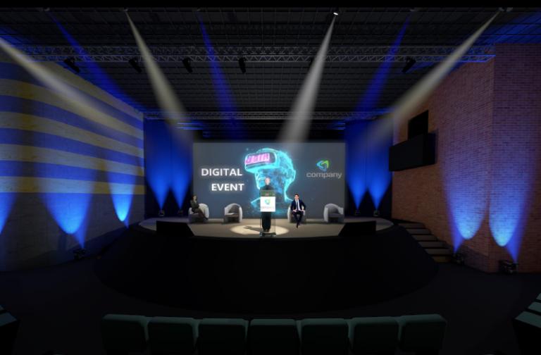 Location per eventi virtuali Roma